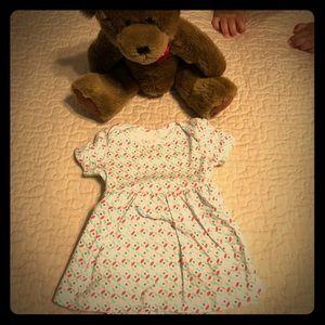 Carter's Newborn Babygirl Dress
